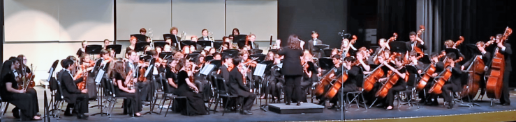 CFHS Full Orchestra 2018